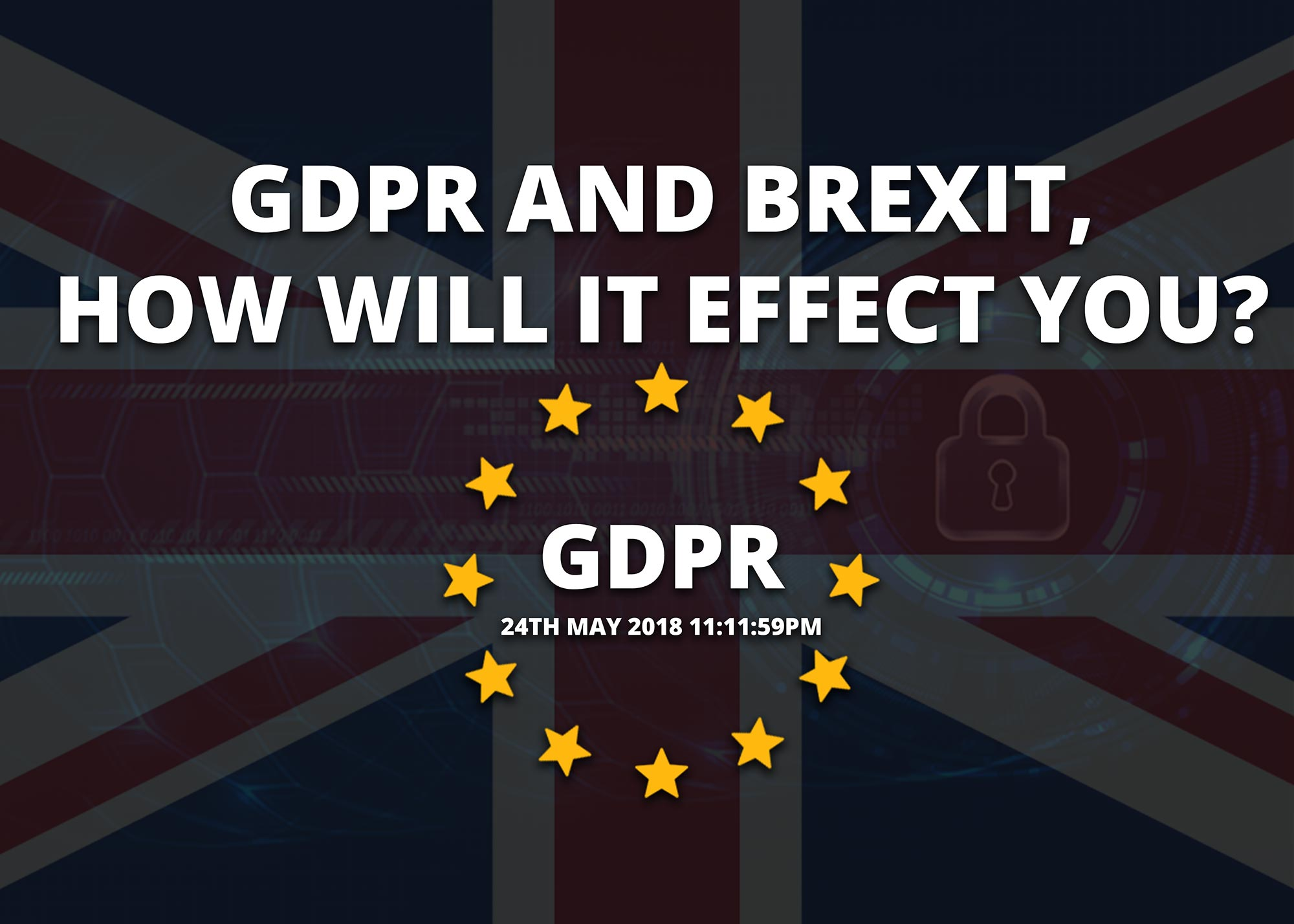How will Brexit affect GPDR?